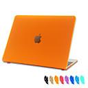 olcso iPad tokok-MacBook Tok Egyszínű ABS mert MacBook Air 13 hüvelyk / MacBook Air 11 hüvelyk