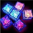 hesapli Makyaj ve Tırnak Bakımı-12pcs Su Geçirmez Dekorasyon Işıkları / LED Bardaklar Plastik