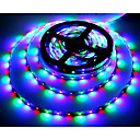 abordables Luces LED de Doble Pin-Luces de tira zdm® 5m rgb 300 leds 3528 smd / 2835 smd rgb recortable / fiesta / decorativo 12 v 1pc / autoadhesivo