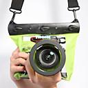 hesapli Diğer Bisiklet Aksesuarları-Su geçirmez Kuru Çanta / Kamera Çantaları için Hafif / Buğulanmaz Plastikler / PVC 20m