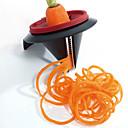 hesapli Saç Takıları-Mutfak aletleri Paslanmaz Çelik Çok Fonksiyonlu Kesici ve Dilimleyici Sebze için