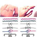 ieftine Tatuaje Temporare-1 pcs Tatuaje temporare Rezistent la apă Faţă / mâini / brachium PVC Acțibilde de Tatuaj / Waterproof