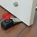 preiswerte Motorradhelm Kopfhörer-tragbare elektrische Türstopp Alarmglocke Sicherheitskeil Sirene Alarm Türstopper