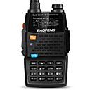 hesapli Telsizler-BAOFENG UV-5R 4TH Telsizler Elde Kullanılabilir Dijital Ses Komut İstemi Dual Bant Dual Bant Ekranı Dual Bekleme CTCSS/CDCSS LCD FM Radyo
