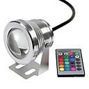 رخيصةأون أضواء الفيضان LED-أضواء تحت الماء ضد الماء / يعمل بالريموت كنترول / جهاز تحكم RGB 12 V الخرز LED