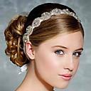 hesapli Saç Takıları-Kadın's Zarif Saç Bandı - Çiçekli
