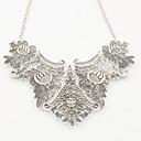 hesapli Kadın Saatleri-Kadın's Uçlu Kolyeler - Çiçek Avrupa, Etniczne Altın, Gümüş Kolyeler Mücevher Uyumluluk Resmi, Balo