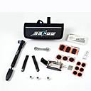 Buy SAHOO® Bike Bicycle Cycling Puncture Tire Tyre Multifunctional Repair Tool Set Kits & Mini Pump Bag