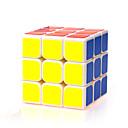 hesapli Sihirli Küp-Rubik küp YONG JUN 3*3*3 Pürüzsüz Hız Küp Sihirli Küpler bulmaca küp profesyonel Seviye Hız yarışma Hediye Klasik & Zamansız Genç Kız