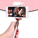 hesapli Makijaż na Halloween-Kablolu Özçekim çubugu Ile Bir Kablo / Bir selfie çubuğu için Android / iOS