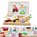 hesapli Ofis Malzemeleri-Oyuncaklar Tahta For Oyuncaklar 1-3 yaşında Bebek