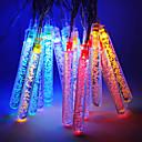 halpa LED-hehkulamput-5m Koristevalot 20 LEDit 2835 SMD Lämmin valkoinen / RGB / Valkoinen Vedenkestävä <5 V / IP65