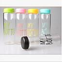 hesapli Su Şişeleri-Plastik Su Şişeleri Modellendirme girlfriend Hediye 1 Kahve Çay Su Meyve suyu drinkware