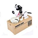 ieftine Ceasuri Damă-Choken Bako Bank Puşculiţă Salvarea casetei de bani Caini Novelty 1 pcs Pentru copii Adulți Băieți Fete Jucarii Cadou / Munching Toy