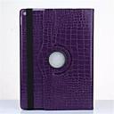 ieftine Carcase iPad-Maska Pentru iPad Mini 1/2/3 360⁰ Case / Suspendare / Revenire Automată Carcasă Telefon Model Blană Animal Greu PU piele