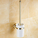 hesapli Banyo Gereçleri-Tuvalet Fırçası Tutacağı Antik Pirinç 1 parça - Otel banyo