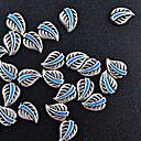hesapli Makyaj ve Tırnak Bakımı-10 Nail Jewelry madeni Çiçek Moda Sevimli Yüksek kalite Günlük