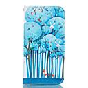 Χαμηλού Κόστους Θήκες Tablet-tok Για Samsung Galaxy Samsung Galaxy Θήκη Θήκη καρτών Πορτοφόλι με βάση στήριξης Πλήρης Θήκη Δέντρο Μαλακή PU δέρμα για A3 (2017) A5