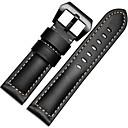 رخيصةأون أغطية أيفون-حزام إلى Fenix 3 HR Garmin عصابة الرياضة معدن / جلد شريط المعصم