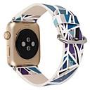 hesapli Kolyeler-Watch Band için Apple Watch Series 3 / 2 / 1 Apple Klasik Toka Gerçek Deri Bilek Askısı