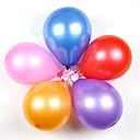 preiswerte Luftballons-Bälle / Ballons / Bildungsspielsachen Party / Klassisch / Aufblasbar Silikon / Latex 100 pcs Klassisch Kinder Jungen Geschenk