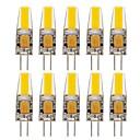 hesapli Makyaj ve Tırnak Bakımı-1.5W G4 LED Bi-pin Işıklar T 1 led COB Su Geçirmez Dekorotif Sıcak Beyaz Serin Beyaz Doğal Beyaz 150-200lm 3000-6000K DC 12 AC 12 AC 24