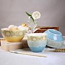 tanie Dekoracyjne naklejki-1szt Ceramiczny Ekologiczne Miseczki, Naczynia