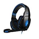 hesapli DVI-KOTION EACH G4000 Kulak Üzerinden / Saç Bandı Kablolu Kulaklıklar Plastik Oyunlar Kulaklık Gürültü izolasyon kulaklık