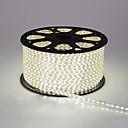 tanie Taśmy świetlne LED-1m Giętkie taśmy świetlne LED 60 Diody LED 5050 SMD 12 V / IP65