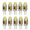 baratos Luminárias de LED  Duplo-Pin-O mini smd conduzido do cob do projector do bulbo de 1pc 2w g4 frio / aquece o branco dc / ac 12v