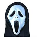 זול אביזרים ל PS3-מסיכת ליל כל קדושי אבזרי צעקת מסכת שלד שטן מונוליטי טרור