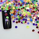 preiswerte Make-up & Nagelpflege-1 pcs Nail Schmuck Pailletten Modisches Design / Pailletten / Spritzig Nagel Kunst Maniküre Pediküre Alltag Accessoires / Strahlend & Funkelnd / Nagelschmuck