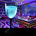 hesapli Parti Malzemeleri-renkli ışık flaş kızdırma fincanı kadehi 20 * 9cm