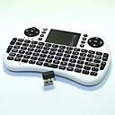 hesapli Klavyeler-Kablosuz hava uçan sincap akıllı klavye 500 rf uzaktan kumanda
