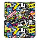 baratos Acessórios para Nintendo 3DS-B-SKIN NEW3DSLL USB Bolsas e Cases Adesivo - Nintendo 3DS New LL (XL) Novidades Sem Fio #