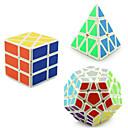 preiswerte Magischer Würfel-Zauberwürfel YONG JUN Pyramid Alien Megaminx 3*3*3 Glatte Geschwindigkeits-Würfel Magische Würfel Puzzle-Würfel Profi Level Geschwindigkeit Klassisch & Zeitlos Kinder Erwachsene Spielzeuge Jungen