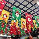 رخيصةأون تزيين المنزل-تصميم عشوائية عيد الميلاد أجراس قصب الهدايا الديكور حلقة شنق التصرف ofing دور عيد الميلاد الحلي شجرة عيد الميلاد هدية زوج