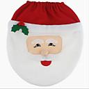 ieftine Lumini & Gadget-uri LED-drăguț de desene animate de desene animate Santa Claus toaletă capac de pernă 43cm * 33cm