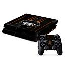 hesapli PS3 Aksesuarları-B-SKIN Çıkarmalar Uyumluluk PS4 ,  Çıkarmalar PVC 1 pcs birim