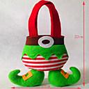 abordables Vêtements & Accessoires pour Chien-décorations de Noël, le sac des elfes