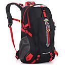 ieftine Rucsaci & Genți-40 L Rucsaci rucsac Multifunctional Impermeabil În aer liber Camping & Drumeții Voiaj Nailon Negru Portocaliu Roșu-aprins