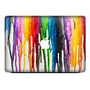 저렴한 Mac 스킨 스티커-1개 스킨 스티커 용 스크래치 방지 유화 패턴 PVC MacBook Pro 15'' with Retina MacBook Pro 15'' MacBook Pro 13'' with Retina MacBook Pro 13'' MacBook Air