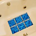 hesapli Dekorasyon Etiketleri-Moda Duvar Etiketler Uçak Duvar Çıkartmaları Tuvalet Çıkartmaları, Vinil Ev dekorasyonu Duvar Çıkartması Toilet