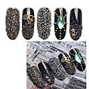 Недорогие Косметика и уход за ногтями-1 pcs Украшения для ногтей блестит / Мода Повседневные Дизайн ногтей