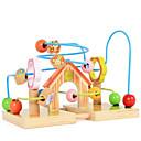 رخيصةأون 3D الألغاز-ألعاب تربوية قصر بيت إبداعي خشب للصبيان للفتيات ألعاب هدية