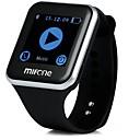 tanie Inteligentne zegarki-Inteligentny zegarek iOS / Android GPS / Video / Kamera / aparat Rejestrator aktywności fizycznej / Rejestrator snu / Czasomierz / Stoper