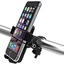hesapli Montajlar ve Tutacaklar-Bisiklet İçin Telefon Montaj Aparatı Ayarlanabilir Bisiklete biniciliği / Bisiklet ABS Siyah - 2pcs