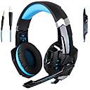 baratos Acessórios para PS4-60 USB / Áudio e Vídeo Fones de Cabeça Para PC / PS4 / Sony PS4 ,  Novidades Fones de Cabeça Plástico / PVC 1 pcs unidade