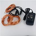 hesapli LED Gereçler-10m / 30m Dizili Işıklar 300 LED'ler 3014 SMD Sıcak Beyaz / Beyaz Su Geçirmez 12 V / IP65