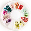 preiswerte Make-up & Nagelpflege-1 pcs Nagel-Kunst-Design Blume / Modisch Alltag